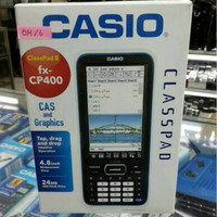KALKULATOR CASIO CLASSPAD Series CP400 Harga Grosir