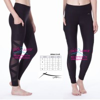 Jual Legging Yoga / Fitness / Running / Zumba Prism Mesh Murah