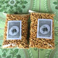 Jual Kacang Mete / Mede Asli Buatan Mbah Wonogiri 500gr Murah