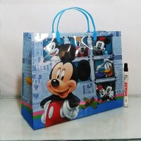 Paper bag Mickey mouse 32cm x 25cm x 11cm