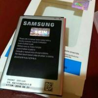 Batre Batere Baterai Battery Samsung Galaxy Note 3||N900 Original
