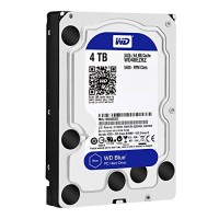 WD Blue 4TB Harddisk Internal 3.5