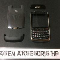 Casing Depan Belakang BB Javelin BlackBerry Curve 8900 Housing Backdoo