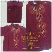 Koko Anak Hanfino / Koko Setelan Anak / Fashion Muslim / Baju Koko