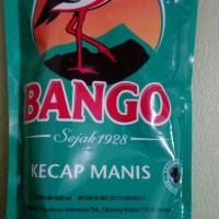 Kecap Manis Bango 600ml / Kecap Bango 600 ml