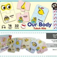 puzzlo our body(tubuh kita)