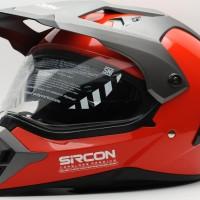 harga Helm Cargloss Sircon Supermoto Sm Red Tokopedia.com