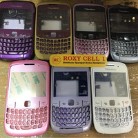 BB Blackberry 8520 / Gemini Housing Casing Kesing Fullset / Keypad