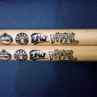 Stick Drum Heartbeat Drummer Gimbalz, Ikmal Tobing, Eno Ntrl