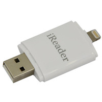 Jual Terbaru iReader USB Micro SD card reader portable cardreader hp murah Murah
