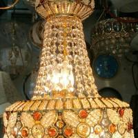 harga Lampu Kristal Koron Mahkota - Seri 02 (free Bohlam Led) Tokopedia.com