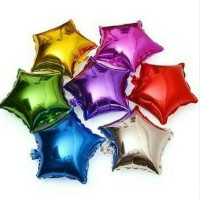 BALON FOIL BINTANG MINI / STAR MINI
