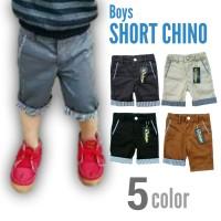Celana Pendek Anak / Short Chino Usia 1-4thn