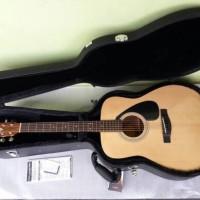 Gitar akustik yamaha F310 original plus hardcase