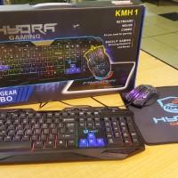 Keyboard, mouse, mousepad Hydra KMH1 / Like Rexus VR1