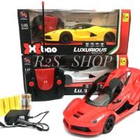 Mobil RC Ferrari LaFerrari Skala 1 : 16 / Buka Pintu + Bagasi