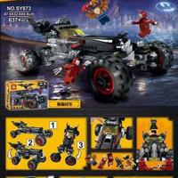 SY 873 Batman Movie The Batmobile