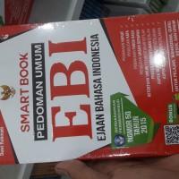 Smart Book Pedoman Umum EBI Ejaan Bahasa Indonesia oleh Duwi Rahmadi