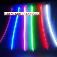 Jual DRL Alis Murah Fleksibel Single 30cm Lampu Led Flexible Motor Mobil Murah