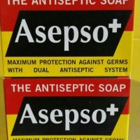 Sabun mandi Asepso antiseptik