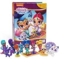 My Busy Book Nickelodeon Shimmer and Shine