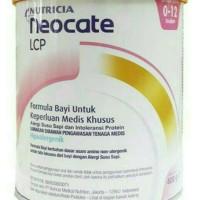 Jual Neocate LCP (susu alergi) usia 0-12 bulan - PROMO TERMURAH Murah