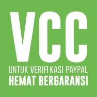 PROMO TERBATAS VCC 1 tahun TERMURAH