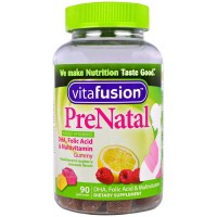 Jual Vitafusion prenatal / Vitamin ibu hamil/ Gummy/omega 3 dha/asam folat Murah