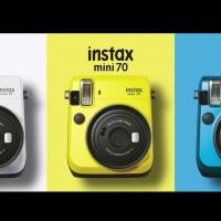 Jual Kamera Fujifilm Instax Mini 70 Instant Camera Murah