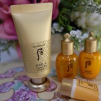 Luxury BB Cream the history of whoo