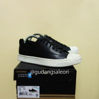 Converse Jack Purcell S-Series Alpine Leather Black White