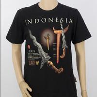 harga Kaos Kirangan Murah Kaos Wayang Keris  Kaos Tradisional Grosir Tokopedia.com