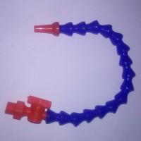 round nozzle / Selang flekible mesin bubut - milling 1/4 inch