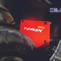 Jual MUDFLAP NMAX / AKSESORIS NMAX / KARET PELINDUNG DINAMO NMAX Murah
