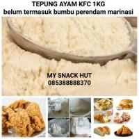 TEPUNG KFC KENTUCKY CRISPY CHICKEN AYAM KRISPI