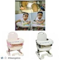 Mastela Booster To Toddler Seat / kursi bayi