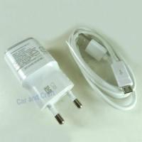 Charger Casan LG G4 G3 G2 1.8A  Original Kabel Data