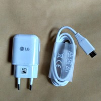 Charger LG G5 Fast Charging MCS-H05 Original USB Type C