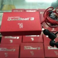 Earphone Headset LG Quadbeat 3 Original Handsfree OEM