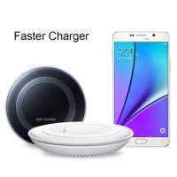 Fast Charger Wireless Wireles  Samsung Galaxy Note 5 S6 edge OEM