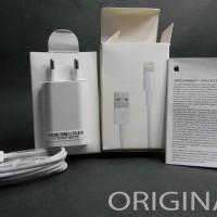 Charger Casan Iphone 5G 5S 6G 6S  Original OEM Adapter Kabel Data