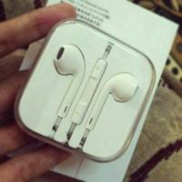 Headset Apple Iphone 4 5 6 Original Earphone 100 %