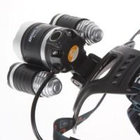 MGSenter Kepala T6 High Power Headlamp Cree XM-L T6 5000 Lumens