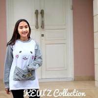 JBMT - Sweater Murah / Sweater Wanita / Cuttie Cuts