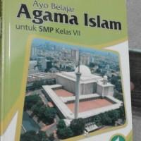 Ayo Belajar AGAMA ISLAM untuk SMP kelas VII