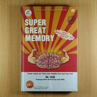 Buku Super Great Memory - MR SGM