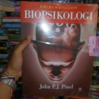 Buku Biopsikologi edisi 7 by John P J Pinel