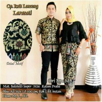 Batik Lonceng Larasati couple