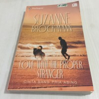 Suzanne Brockmann : Cinta sang Pria Asing