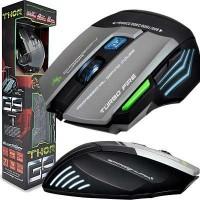Dragonwar G9 Thor Gaming mouse + mousepad